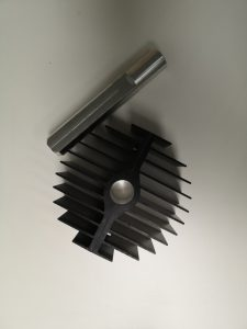 Chil-LED heat sink and mount